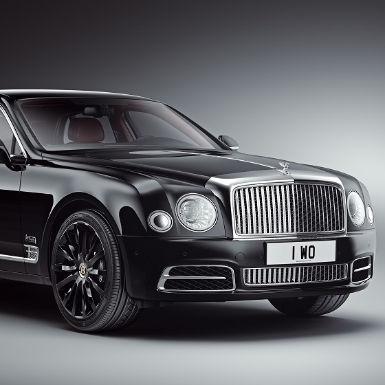 Bentley Mulsanne: The Bentley Mulsanne W.O. Edition By Mulliner