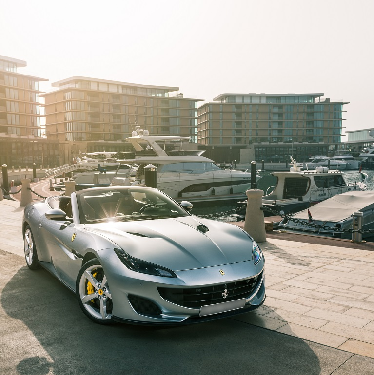 Ferrari Portofino: Ferrari Pays Tribute To The Portofino In The Middle East